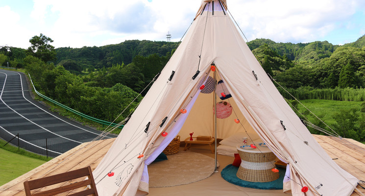 Glamping in CAMEL RESORT