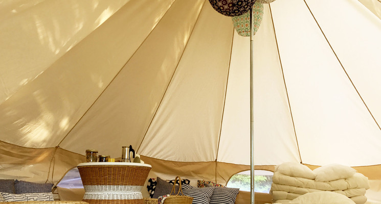 Glamping in CAMEL RESORT - 画像3