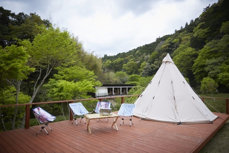 REWILD RIVER SIDE GLAMPING HILL - 画像8